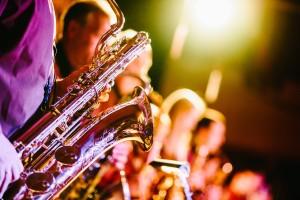 jazz saxsophone