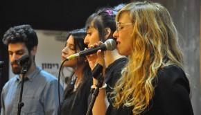 זמרים זמרות במה