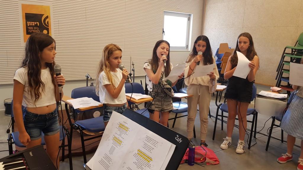 זמרים צעירים