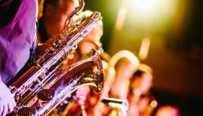 jazz saxophone הביג בנד