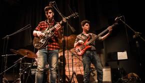 רוקרימון 2017- גיטרות ר״ק מוזיקה במה הופעה