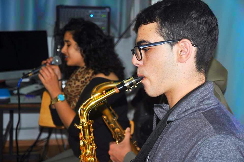 ג'אז צעירים נוער