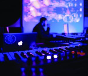 הופעה אלקטרונית