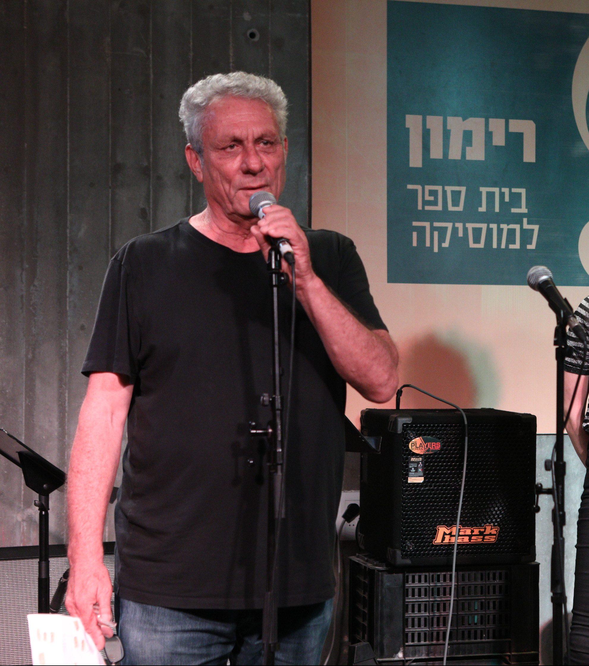 יהודה עדר, נשיא רימון וראש מסלול כתיבה והלחנת שירים