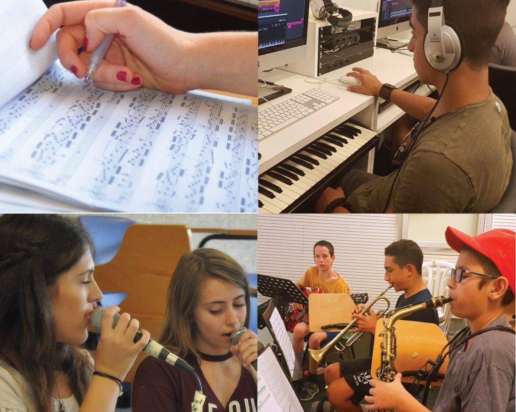 נוער מוסיקלי